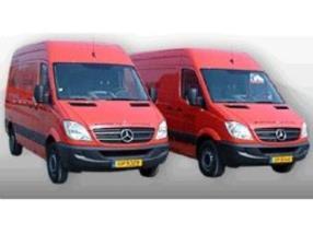 Camionnette de 8m3 à 15m3