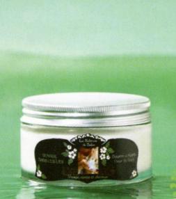 Beurre de karité Fleur de Tiaré (Corps et Cheveux)