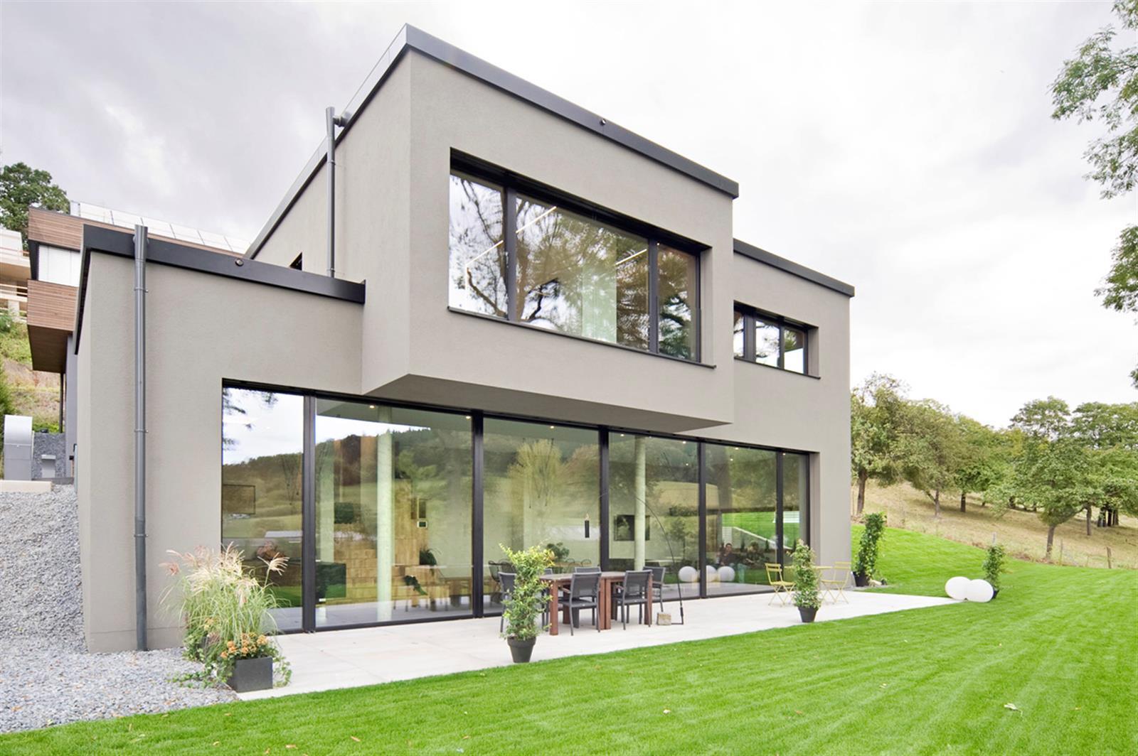 Association n arend c fischbach sa construction for Association maison