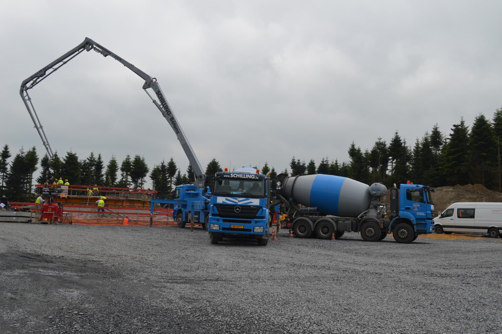 Schilling s rl entreprise de construction building for Entreprise de construction