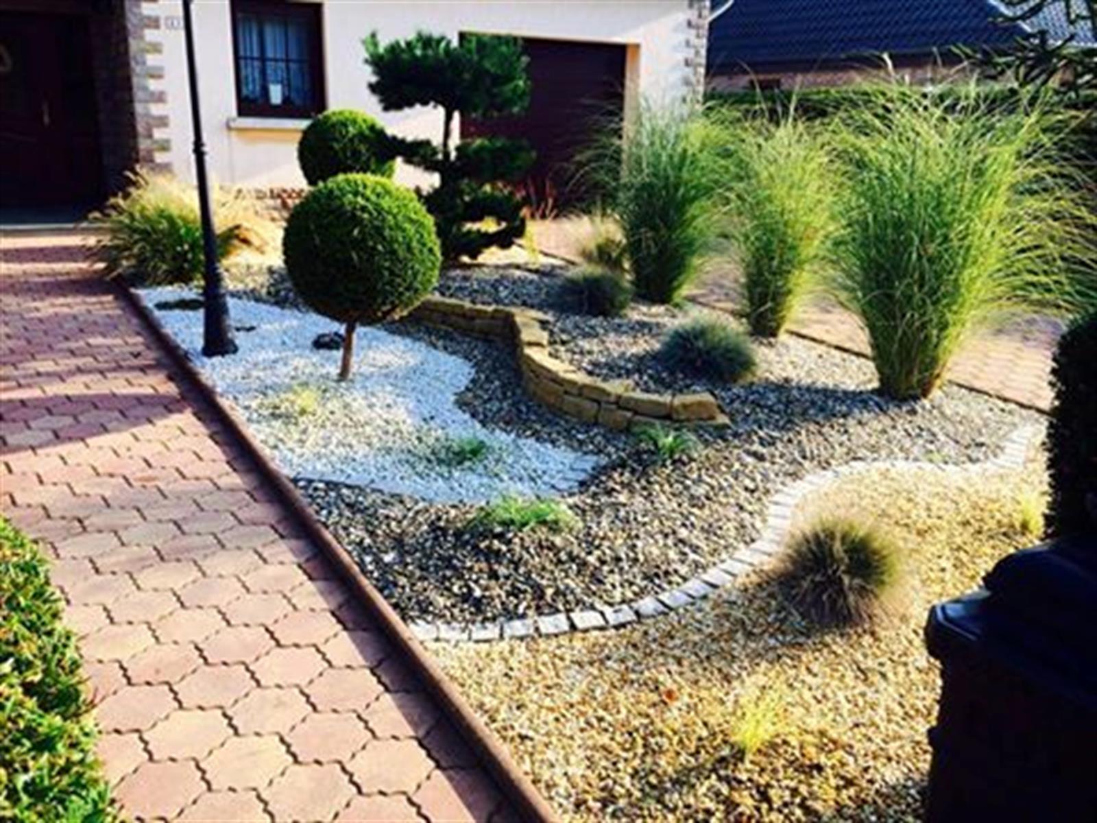Luxpaysage - Aménagement de jardin, Clôture et barrière métallique ...
