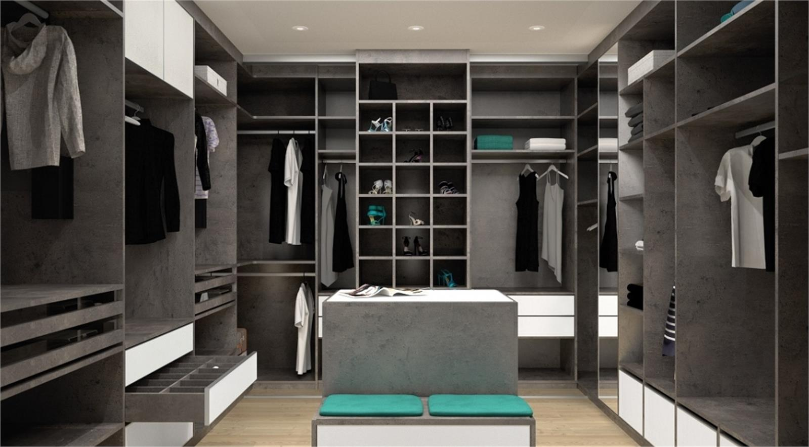 premier plan cuisine cuisine sur mesure editus. Black Bedroom Furniture Sets. Home Design Ideas