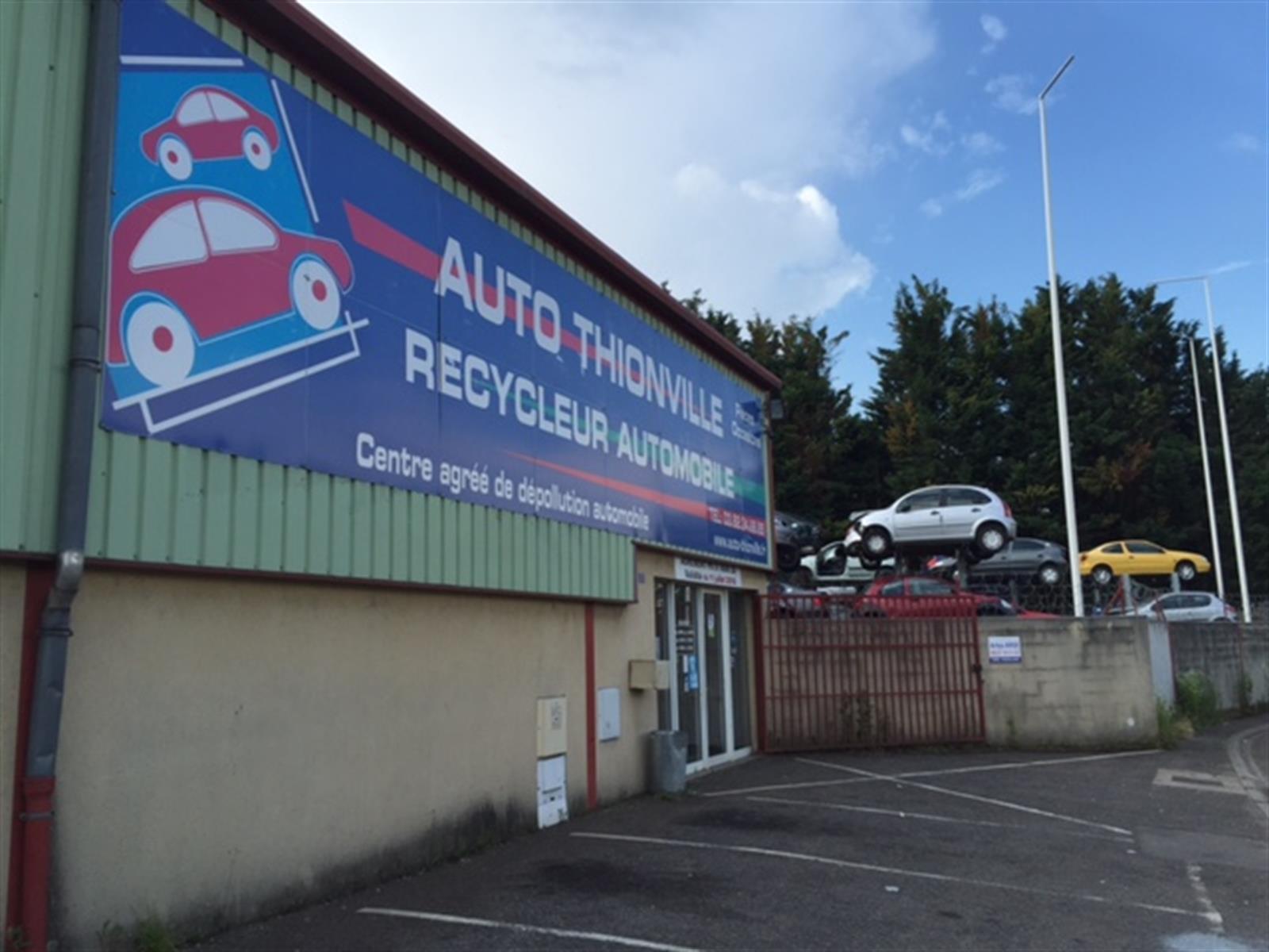 Auto thionville casse auto accessoire automobile for Accessoire piscine thionville