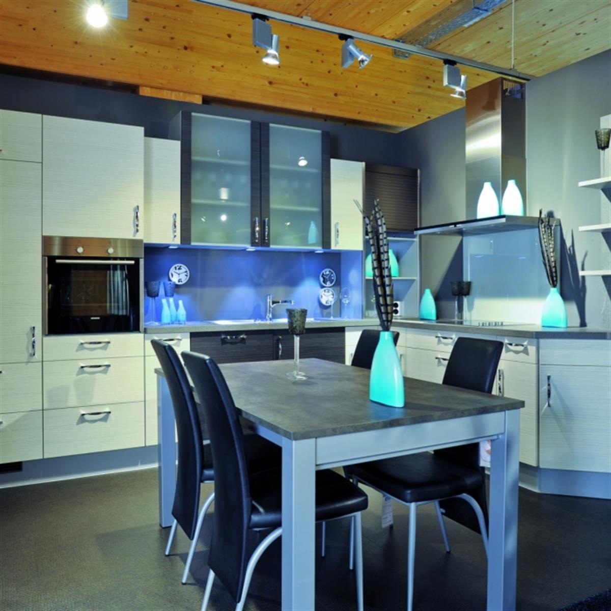 Thill ameublements meuble contemporain cuisine sur for Atelier de cuisine luxembourg