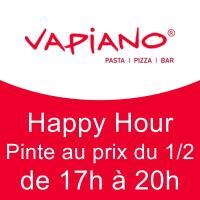 Happy Hour : Cocktails seulement à 5 euros